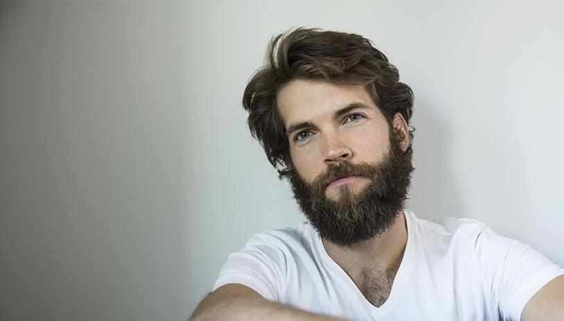 barbe epaisse
