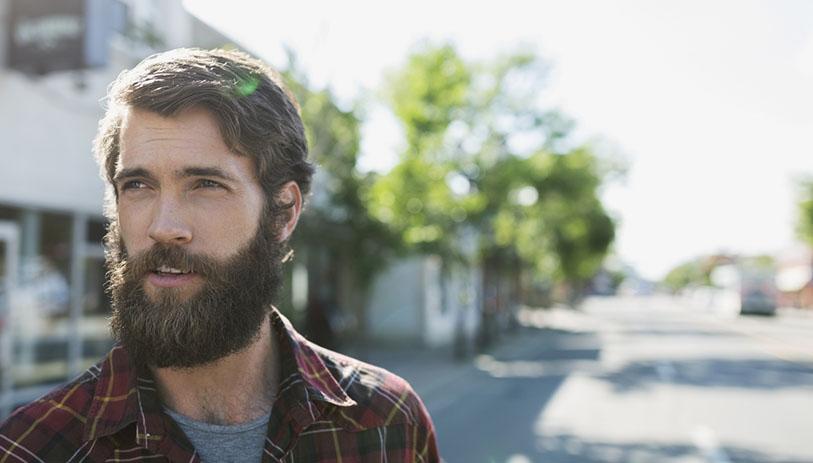 barbe rebelle